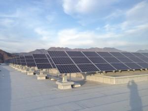 長野県内 某研究施設1 太陽光発電 200kW