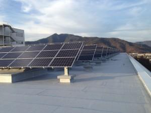 長野県内 某研究施設2 太陽光発電 200kW